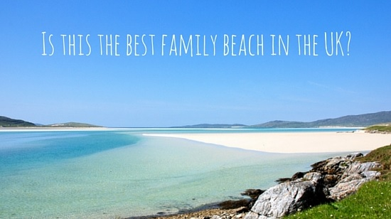 Is this the best family beach in the UK