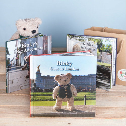 Binky Bear's Collection Gift Set