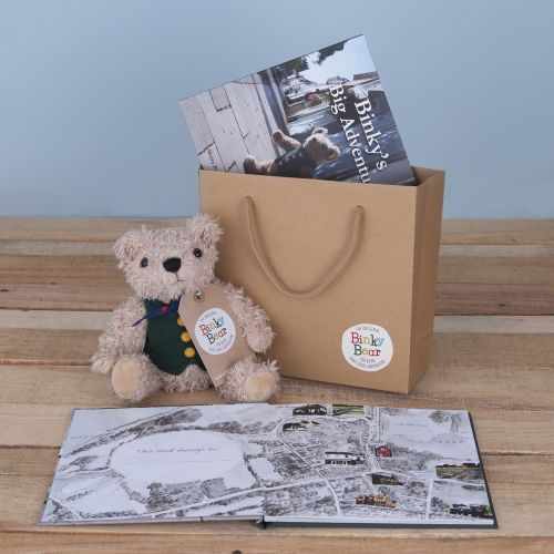 Binkys Big Adventure - Alresford Gift Set