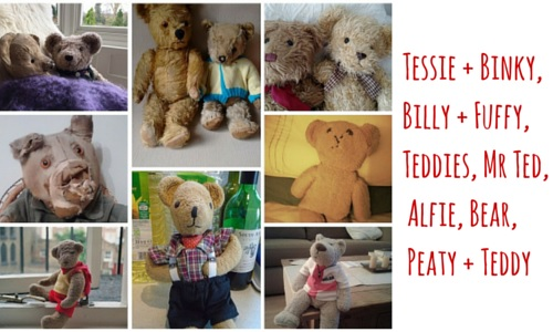 What do our teddy bears say about us