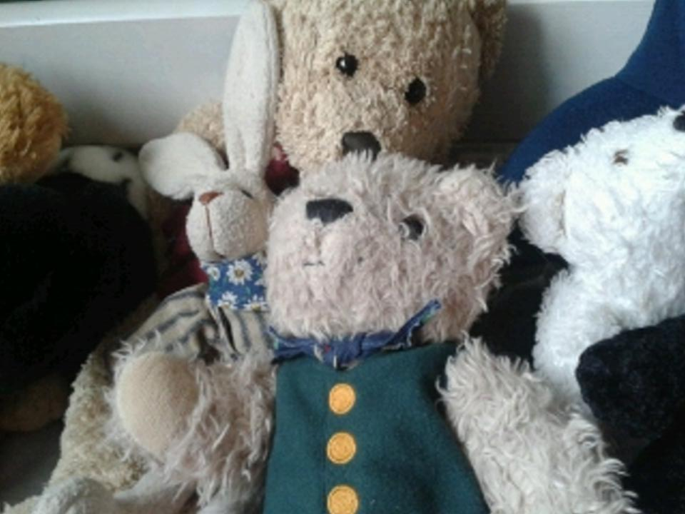 My Toys by Evie