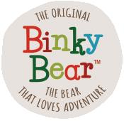 binky bear logo
