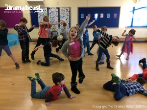 Drama for kids can substantially improve confidence and sociability in kids