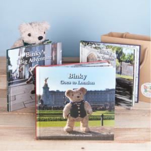Binky Bear's Collection Gift Set