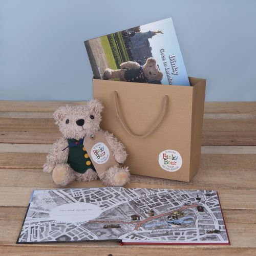 Binky Goes to London - London Gift Set