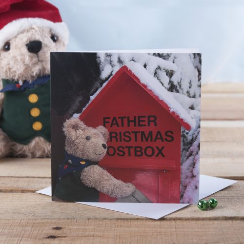 Binkys Christmas Greetings Card