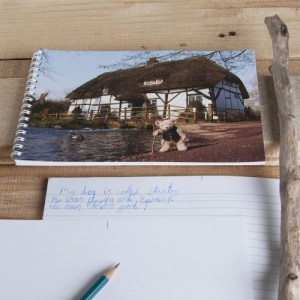 Hampshire Writing Book