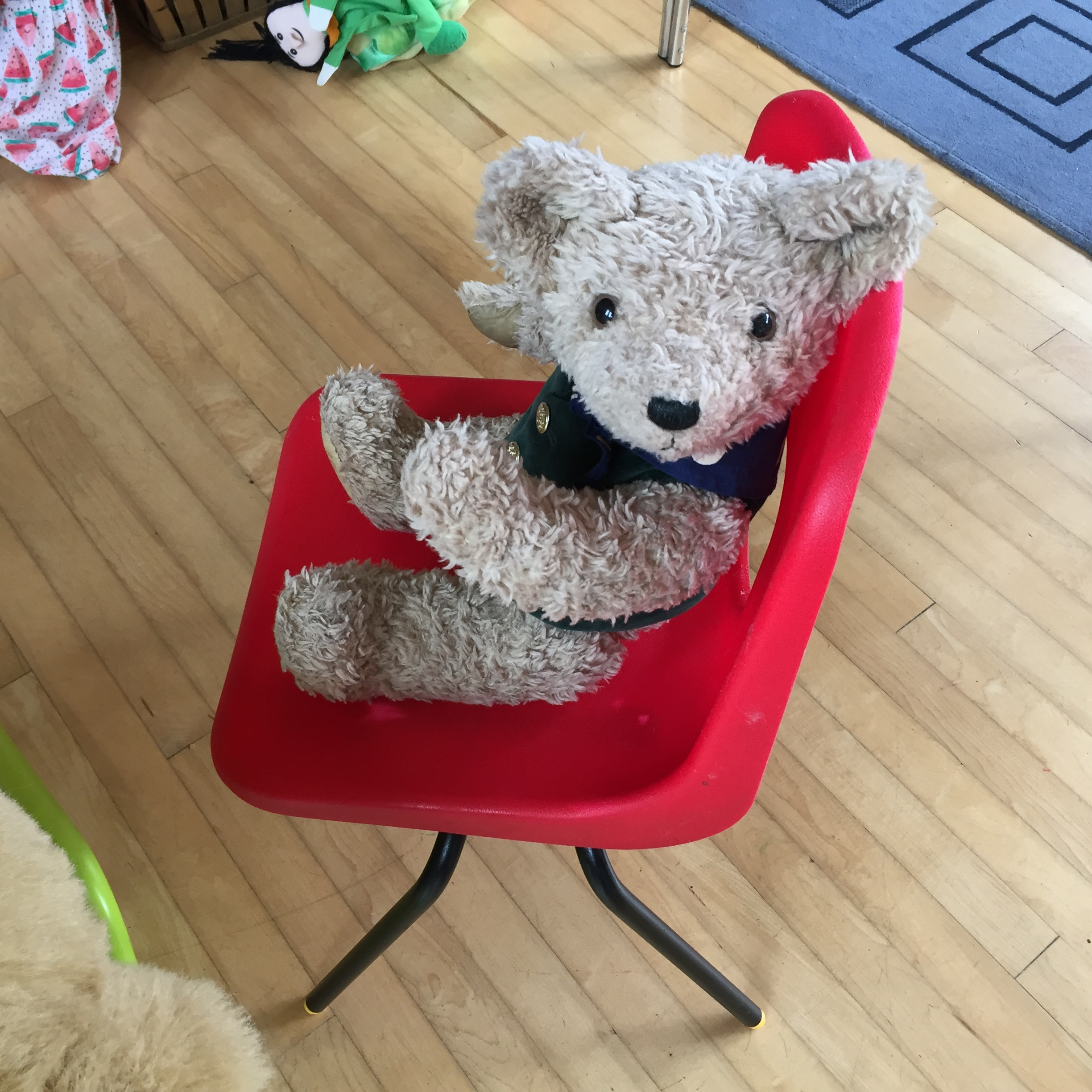 Binky At Meon Springs Montessori