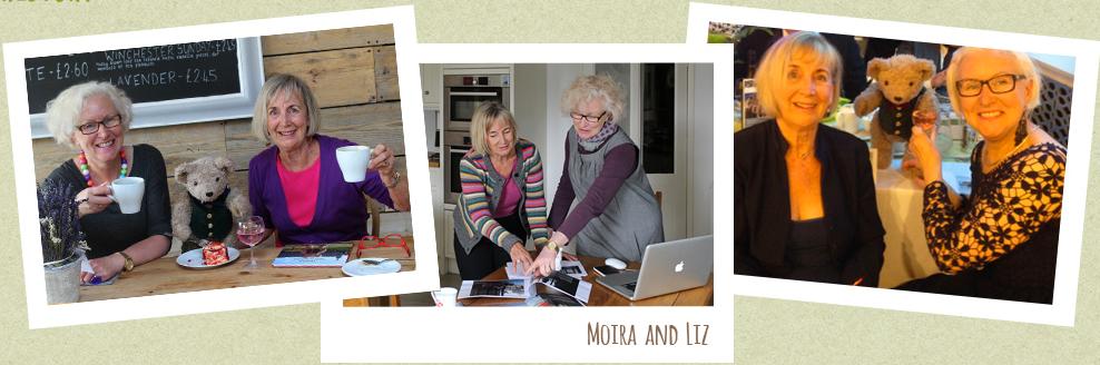 Moira and Liz