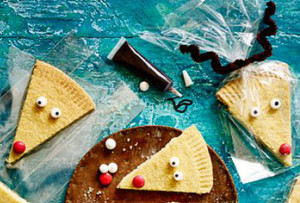 Rudolph Shortbread - a great Christmas Gift idea from the BBC Good Food